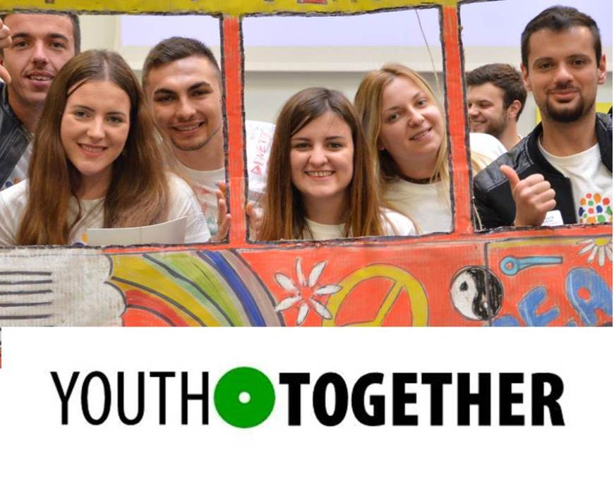 CALL FOR APPLICATIONS: YOUTH. TOGETHER social inclusion of refugees through youth work LONG-TERM TRAINING COURSE