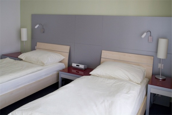 12 - Guest room, EYC Budapest