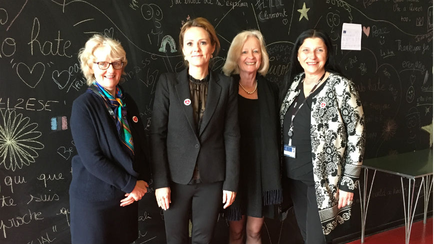 Norwegian Minister for Children and Equality