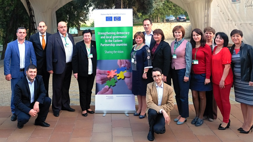 Moldovan mayors: peer review for sustainable approaches to local democracy
