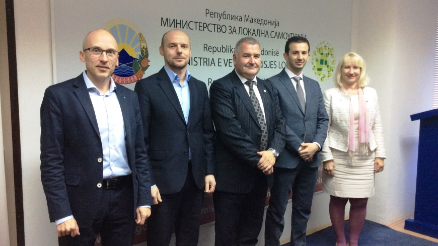 "Congress' delegation observed local elections in ""the former Yugoslav Republic of Macedonia"""