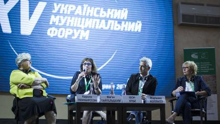 Ukrainian mayors commit to ensuring equal opportunities