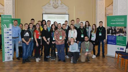 Young people from Eastern Ukraine empowered by the Congress: we know our rights and we will stand for them