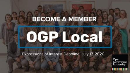 Open Government Partnership: Congress supports call for local authorities to join the OGP Local programme