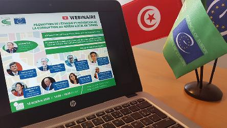 Promoting ethics and preventing corruption at the local level in Tunisia