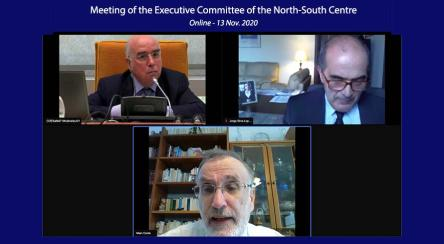 "North-South Centre Executive Committee Meeting: ""Strengthening solidarity at all levels of government to meet global challenges"""