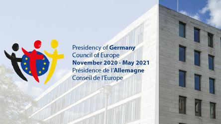 Congress supports the priorities of the German Presidency of the Committee of Ministers