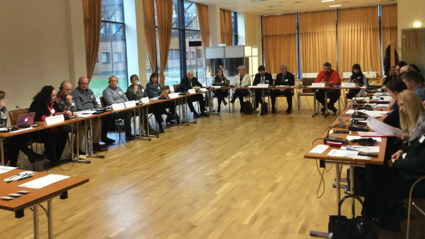 First national seminar on Roma inclusion in Lithuania