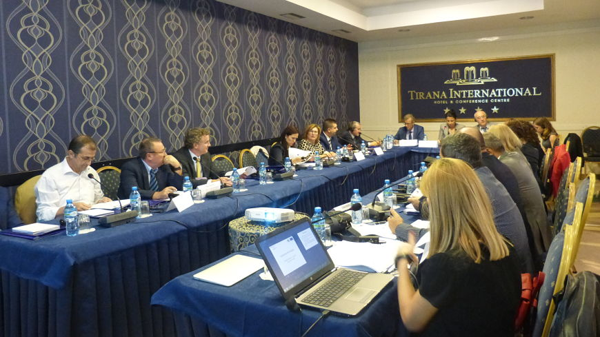 The role of local government authorities in the decentralisation reform process in Albania