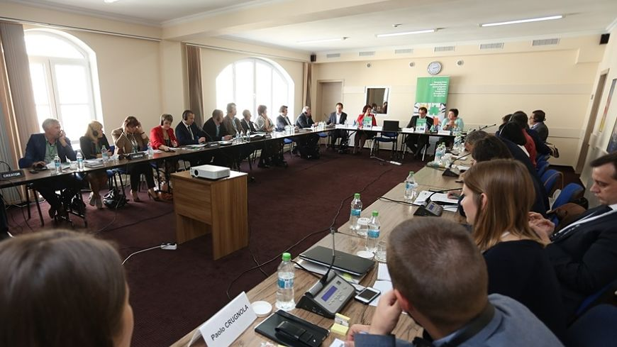 "Workshop ""Mayors – Leaders for change"" in Chisinau"