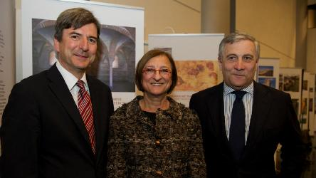 """Come and support your European Cultural Route"" exhibition opens at European Parliament"