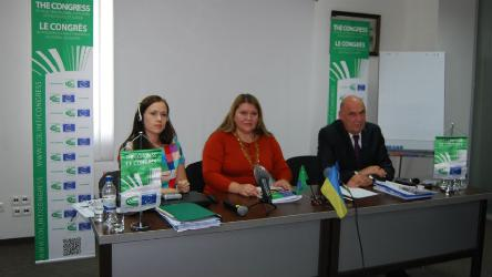 Nataliya Romanova:''Involving young people contributes to the search for creative political solutions in Ukraine''