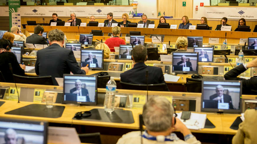 Joint Meeting of the Congress Governance Committee and the EU Committee of the Regions CIVEX Commission