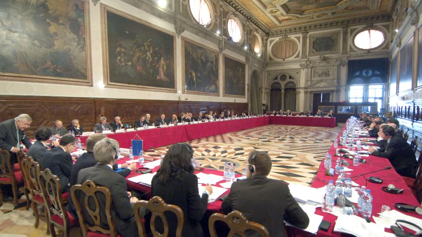 Venice Commission: 61st meeting of the Council for Democratic Elections and 114th plenary session
