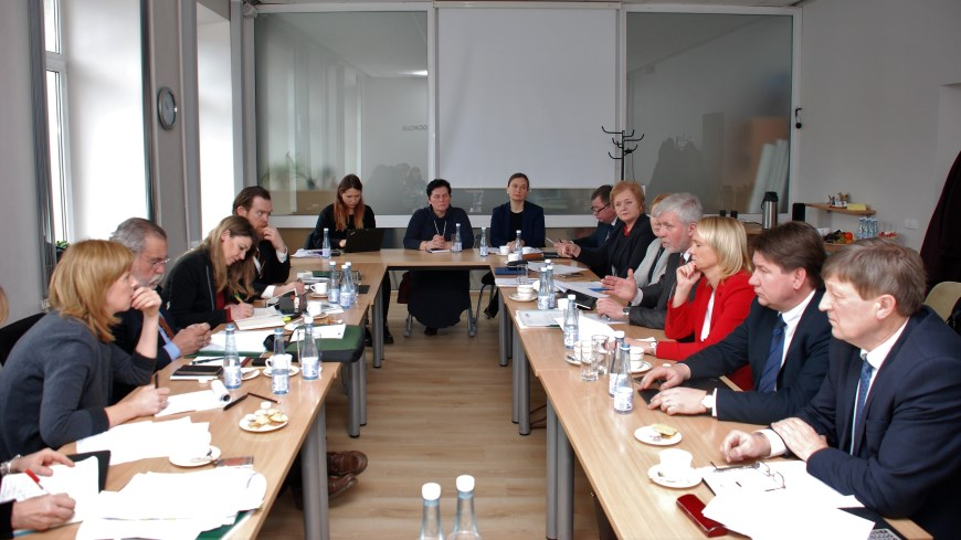 Monitoring visit by the Congress to Lithuania