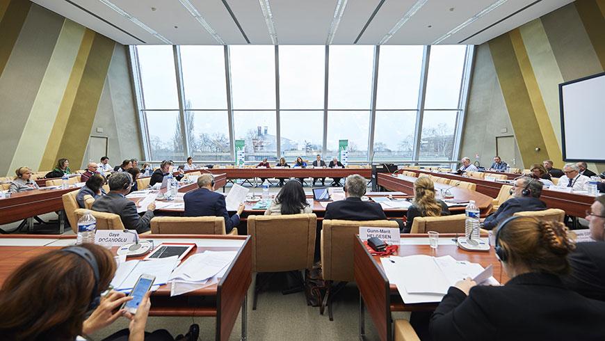Congress bureau meets in strasbourg all news newsletter en