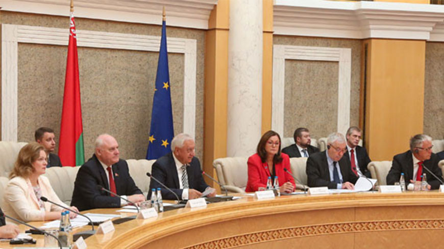 "Round table in Minsk: ""The Congress is ready to contribute to the Council of Europe Action Plan for Belarus"""