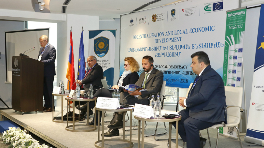 Forum on Local Democracy: a shared commitment to foster local economic development