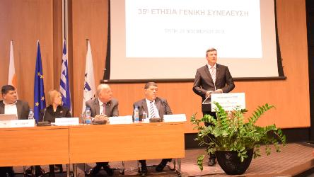 "Andreas KIEFER: Congress welcomes ""Year of local self government reform 2019"" in Cyprus and proposes a political dialogue"