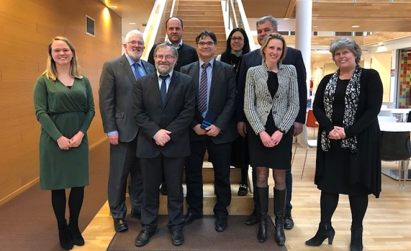 Congress concludes Electoral Assessment Mission to the Netherlands