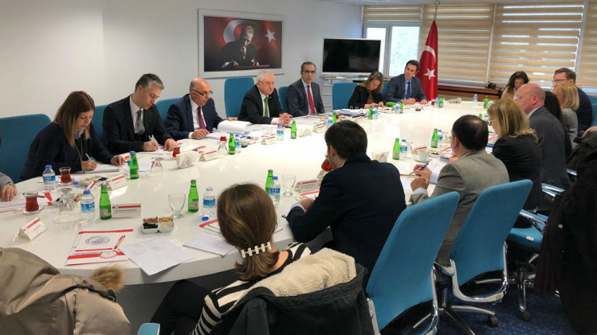 Local elections in Turkey: Congress organised pre-election visit to Ankara
