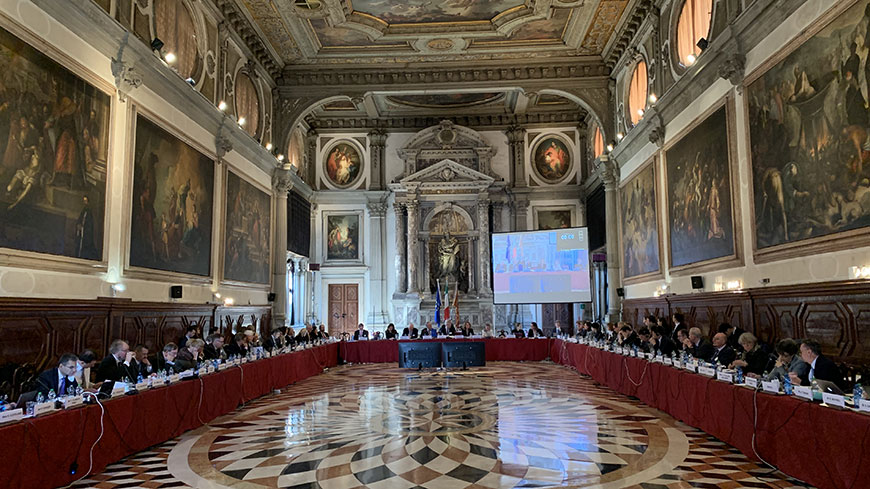 118th Plenary Session of the Venice Commission