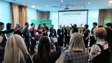 Congress training in Ukraine: Respect for human rights begins in local communities