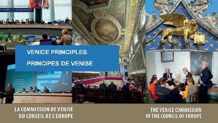 "Congress Monitoring Committee endorses ""Venice Principles"" strengthening the Ombudsman institution"