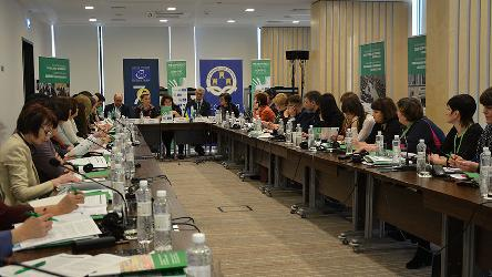 Ukrainian local authorities join efforts to advance gender equality