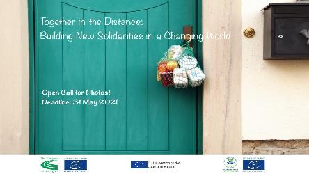"Call for photos and testimonials: ""Together in the Distance: Building New Solidarities in a Changing World"""