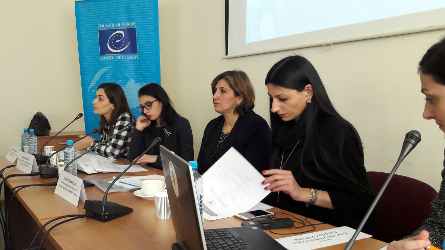 HELP course on Violence against Women launched for the first time in Armenia