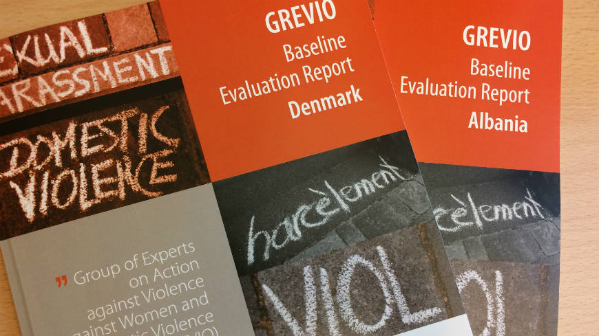 GREVIO publishes its reports on Albania and Denmark