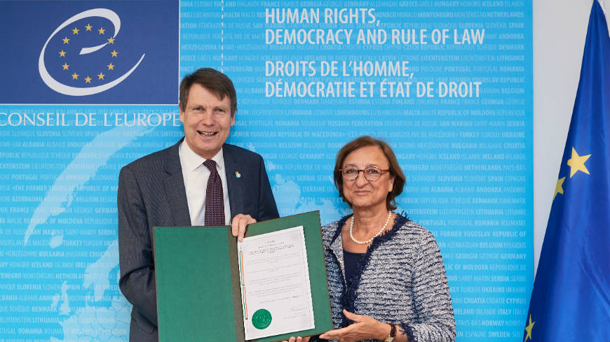 Ireland ratifies the Istanbul Convention