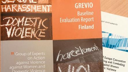 GREVIO publishes its first baseline evaluation report on Finland