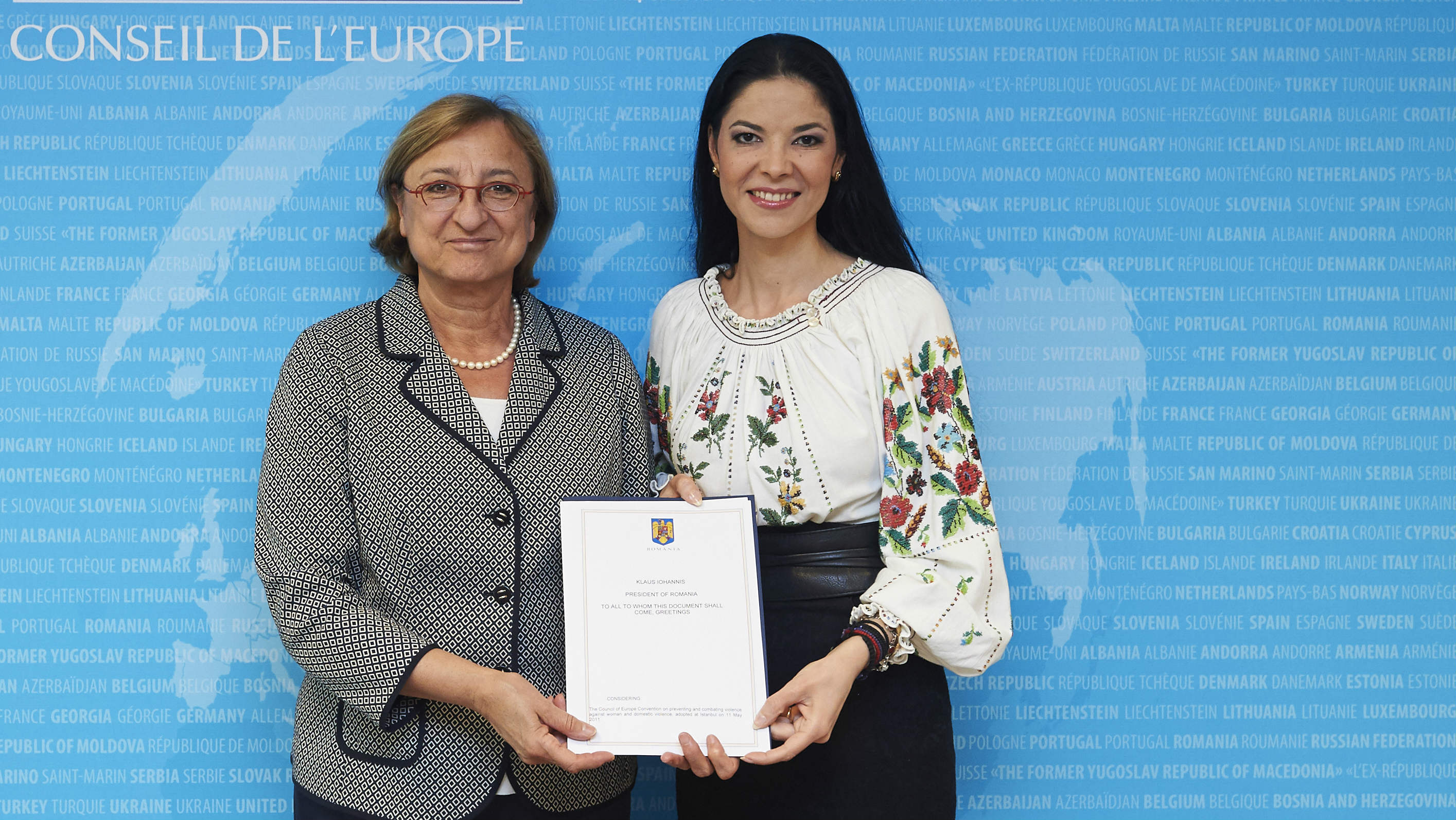 Romania ratifies the Istanbul Convention