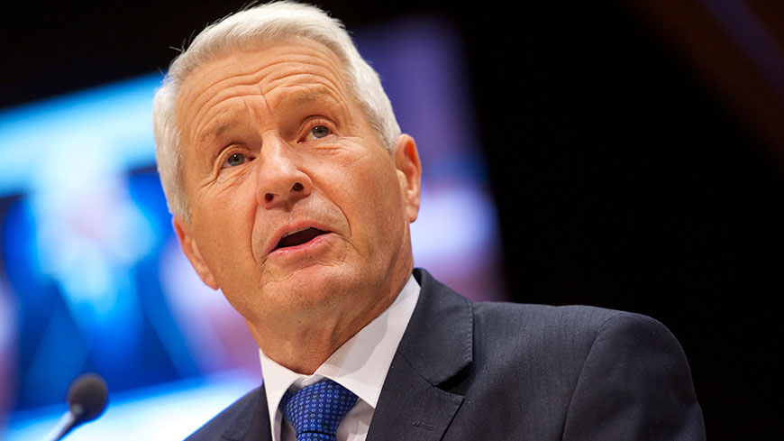 Russia: decriminalising domestic violence would be a clear sign of regression, says Secretary General Jagland