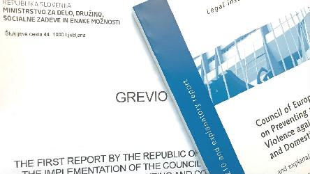 GREVIO receives state report for Slovenia