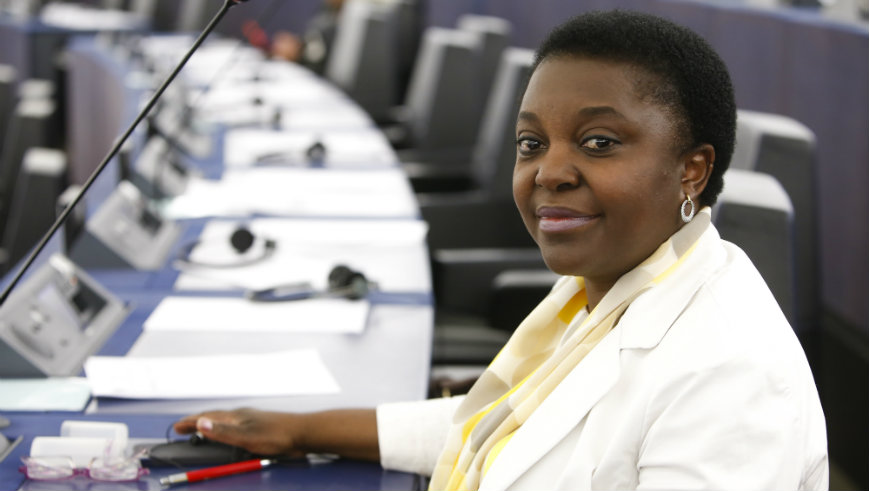 Cécile Kyenge on 'Europe: Challenges to Inclusive Societies'