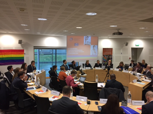 European Governmental LGBTI Focal Points Network