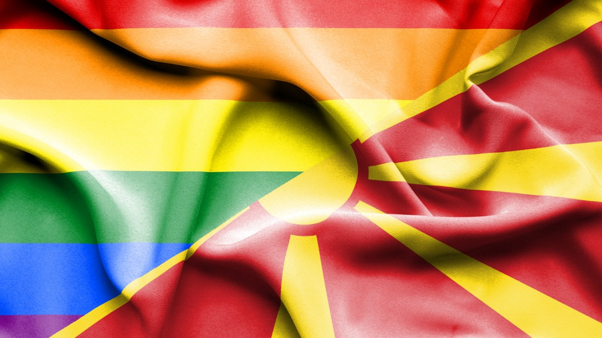 North Macedonia to hold the first ever national conference on LGBTI rights, followed by the first Pride in Skopje