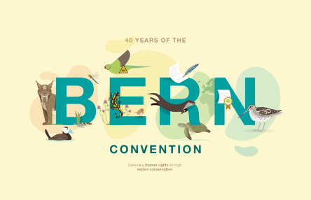 40th anniversary of the Bern Convention