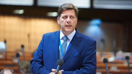 Statement by the Alternate Minister of Foreign Affairs and Chairman of the Committee of Ministers of the Council of Europe, Mr. Miltiadis Varvitsiotis, on the terrorist attack in Nice and the murder of Samuel Paty