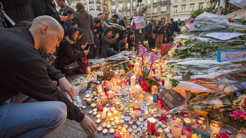 """Governments should do more for terror victims"""