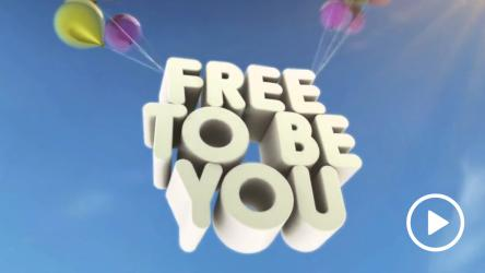 Freedom of Expression – Free To Be You
