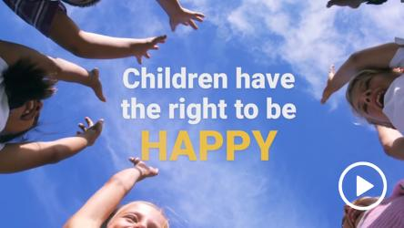 Imagine a world without children's rights!