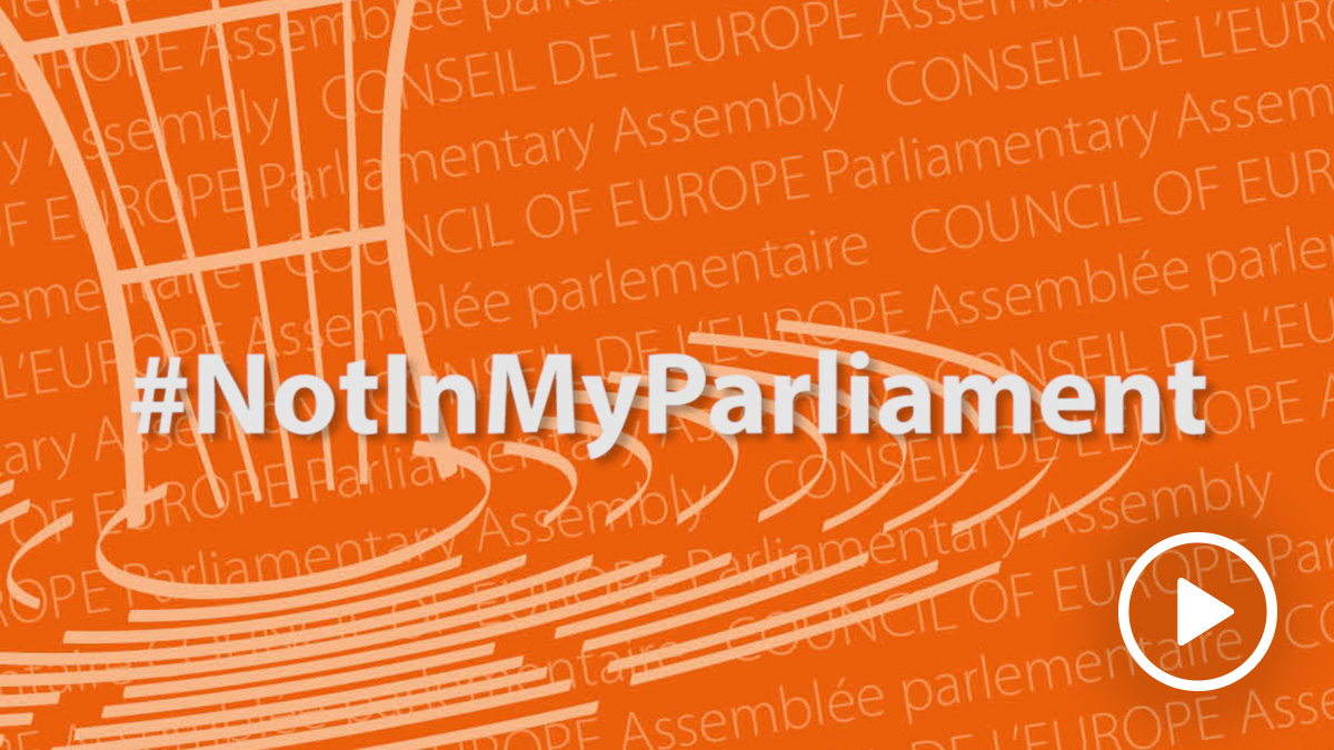 #NotInMyParliament