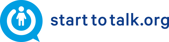 Start To Talk Logo : starttotalk.org