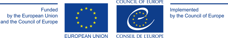 Logo European Union and Council of Europe