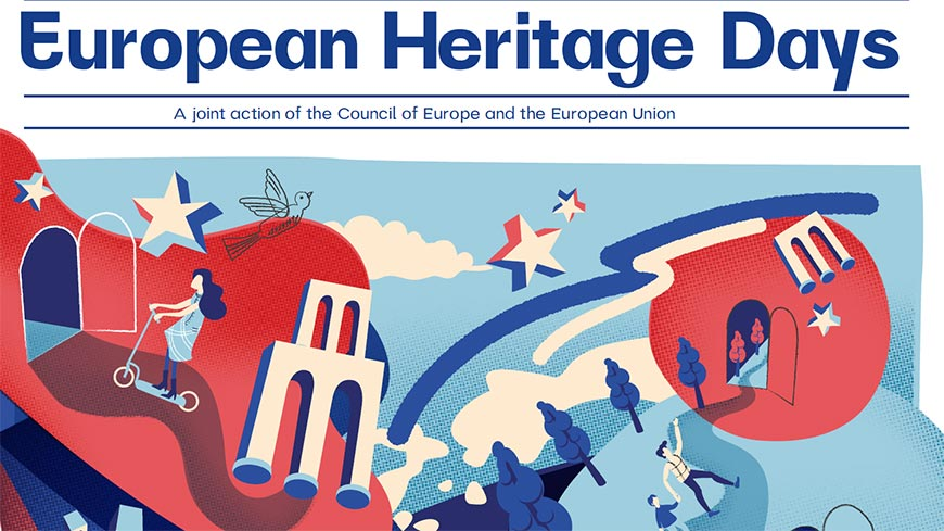 "European Heritage Days 2020 celebrate ""Heritage and Education: Learning for Life!"""