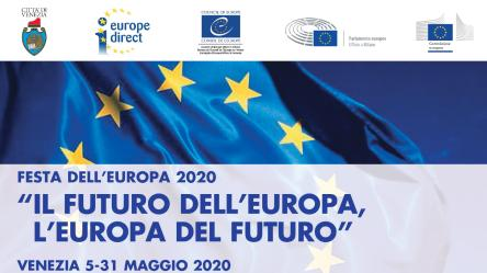 Commemoriamo assieme la festa dell'Europa on-line